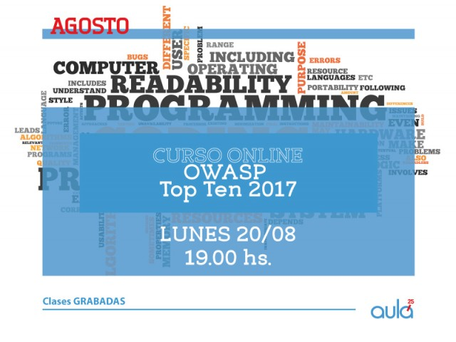 https://seu.sanfrancisco.utn.edu.ar/evento/curso-online-owasp-top-ten-2017-237